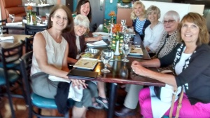 Lunch Bunch at Pisco Sour